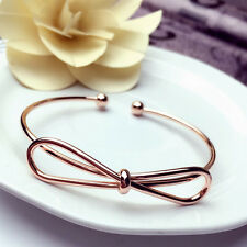 Hot New Fashion Wire Bow Bangle