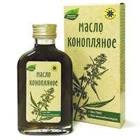 Hanföl-Samenöl 100% Hanfoel öl 100ml kaltgepresst BIO-Produkt Hanföl Hanfsamenöl