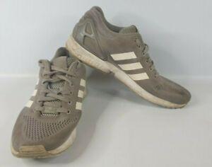 Vintage Adidas Torsion Mens Trainers UK Size 10 EU45 US10.5 Grey/White