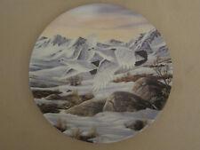 Daylight Flight Collector Plate Wilhelm Goebel Willow Ptarmigan Game Birds