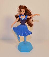 """2006 Courtney 5"""" McDonald's Action Figure #6 Barbie 12 Dancing Princesses"""
