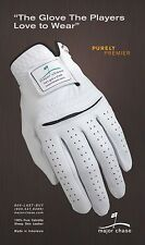 Cabretta Leather Golf Gloves Xxxxl 100 % Sheep Skin. Lot of 6. Logos may vary.