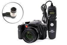 Cable-disparador a distancia (tc-n1) con temporizador se adapta a Nikon d800 d4 d200 d300 d3...