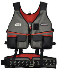 CK MAGMA BUILDERS RIG - Heavy Duty Tool Storage Vest With Comfort Padded Belt