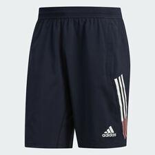 Adidas Shorts Mens Sz XL  Zip Pockets Stretchy Lightweight Training Aeroready