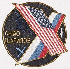 Aufnäher Patch Raumfahrt ISS Expedition 10  Sojus TMA-5 .............A3181