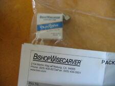 BISHOP-WISECARVER W1SSX Dual-Vee Track Roller/Guide Wheel SST/ Sealed