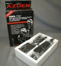 Azden WMS Pro VHF Wireless Microphone System