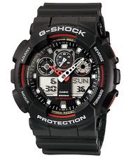 New G-Shock GA100-1A4 Men's Analog Digital X Large G Shock Watch