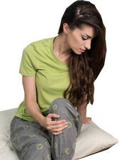 Camisas y tops de mujer de manga corta color principal verde 100% algodón