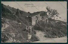 Prato Montepiano cartolina QQ1708