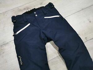 PHENIX Norway___ Ski Pants Trousers Womens Navy Blue___ Size 40