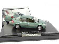 Norev 1/43 - Renault Megane 2003 4 Portes Verte
