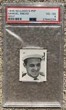 1948 Kellogg's Pep Golf Samuel Sam Snead Rookie Card RC PSA 4 VG-EX PGA HOF