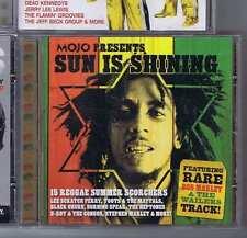 BOB MARLEY / BURNING SPEAR +Sun is ShiningMojo compilation CD2007