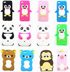 3D Cartoon Disney Silicone Soft Cute Phone Cover Case For iPhone Samsung Huawei