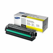 Genuine Samsung CLT-Y506L 3500 Page Yellow Toner for CLX-6260FD CLX-6260FW