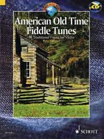 American Old Time Fiddle Tunes : 98 Traditional Pieces for Violin, Paperback ...