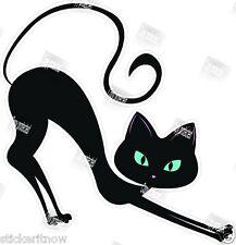 Cute Kitty Kitten Cat Sticker Decal Ute,Car,Caravan Tablet laptop ipad sticker
