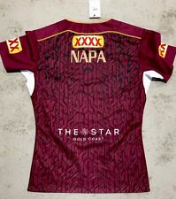 Game Issue Players Queensland Jersey Training  Roosters  Qld State Of Origin
