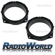 "Mitsubishi Colt Speaker Adaptor Rings Front / Rear Doors 5.25"" 130mm CT25MT01"