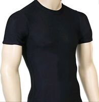 McDavid 883T Premium Short Sleeve Body Shirt / 2XL / Black