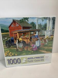 1000 Piece Bits and Pieces Jigsaw Puzzle  John Sloane Shop At HomeSEALED