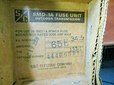 New Sampc Smd 1a Fuse Unit 345 Kv 65e Amp 444065r1