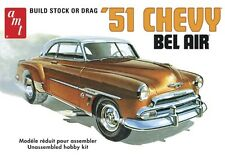 AMT [AMT] 1:25 1951 Chevy Bel Air Plastic Model Kit AMT862