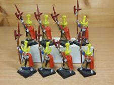 8 Classic Metal Warhammer elfos alto Phoenix guardia parte Pintado (566)