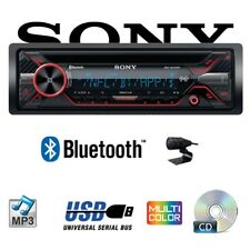SONY MEX-N5200BT | Radio Bluetooth CD/MP3/USB MultiColor de 4x55Watt de la radio del coche