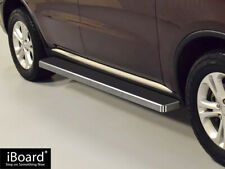 iBoard Running Boards 6 inches Fit 11-20 Dodge Durango