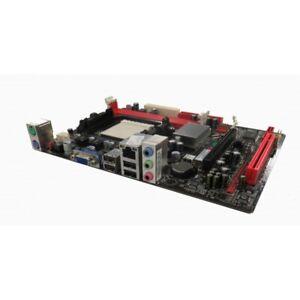 Biostar N68S3B Ver 6.1 Socket AM3 Motherboard With BP