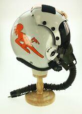 HGU-33 Flight Helmet reflective Decals VF-114 Aardvarks F-14 Tomcat