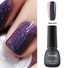 RS Nail Gel Nail Polish UV LED Varnish Soak Off Glitter Chameleon Color Changing