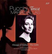 Puccini / Maria Callas - Puccini: Tosca [New Vinyl LP] Holland - Import