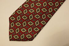 VAIO men's silk neck tie made in Italy