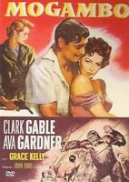 Mogambo (Clark Gable, Ava Gardner, Grace Kelly) - DVD