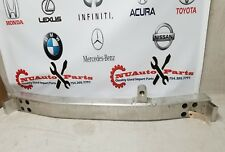 2012 Infiniti G37 2Door Coupe Rear Bumper Reinforcement Bar Rebar