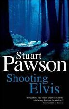 Shooting Elvis (DI Charlie Priest Mystery)-ExLibrary