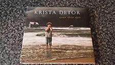 Krista Detor - Cover Their Eyes (CD 2007) Digipack