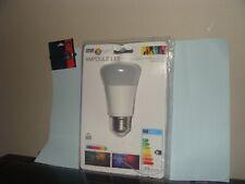 Ampoule LED Sphérique  Multicouleur E27 HOME sweet Light avec télécommande