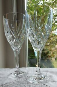 Gleneagles Argyle Pair of Large Wine Glasses/Goblets
