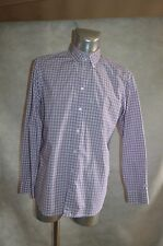 CHEMISE  FACONNABLE  TAILLE L DRESS SHIRT/CAMISA/CAMICIA TBE