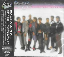 MIDNIGHT STAR - PLANETARY INVASION 2018 JAPANESE REMASTERED & EXPANDED CD !