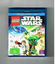 Star Wars - The Padawan Menace : Blu-Ray + Dvd 2-Disc Set Brand New & Sealed