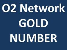 GOLD VIP EASY MOBILE PHONE NUMBER SIM CARD O2