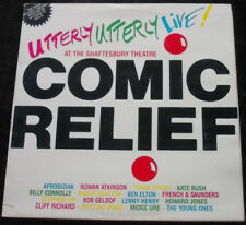 VARIOUS ARTISTS: Comic Relief Stephen Fry~Young Ones~Rowan Atkinson~Kate Bush
