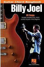 BILLY JOEL GUITAR CHORD & LYRIC SHEET MUSIC SONG BOOK