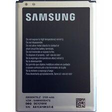 New Original Samsung Galaxy Note 2 II i317 T889 OEM Battery 3100mAh EB595675LZ